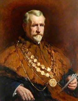 Alexander Darling, Mayor of Berwick-upon-Tweed (1925–1927)