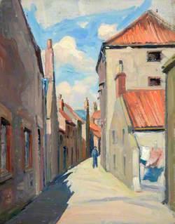 Sunlit Street*