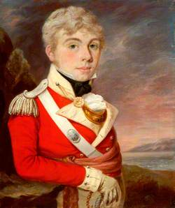 Lieutenant William Collingwood, Northumberland Militia