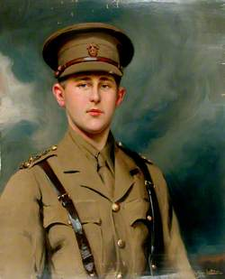 Northumberland Fusilier Officer