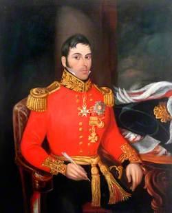 Major General Charles Pratt (1768–1838), KCB