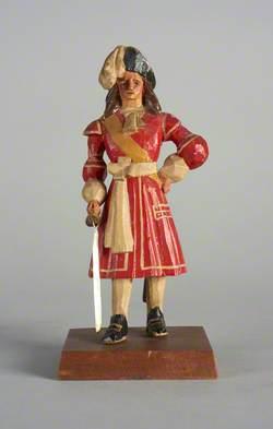 Northumberland Fusilier, 1745