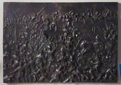 Storming of the Walls of Badajoz, 1812