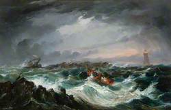 The Rescue of the Crew and Passengers of the SS 'Forfarshire'