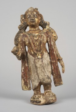 Effigy of Vishnu