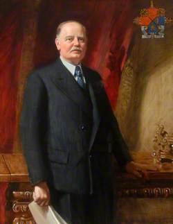 Sir Arthur Munro Sutherland (1867–1953), Bt, Chairman and Deputy Chairman of the Royal Grammar School