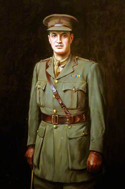 Albert Edward Forbes, Second Lieutenant (1910–1920)