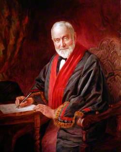 Alderman Richard Archibald, JP