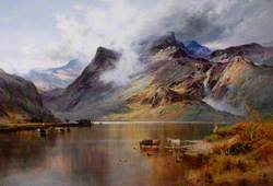 Across the Loch, Stronachlachar