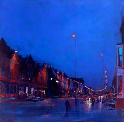 Linthorpe Road South, Night II