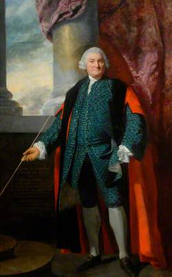 Sir Walter Blackett (1707–1777), Bt, MP for Newcastle upon Tyne (1734–1777)