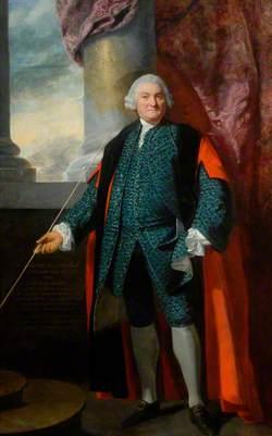 Sir Walter Blackett (1707–1777), Bt, MP for Newcastle upon Tyne (1734–1777)