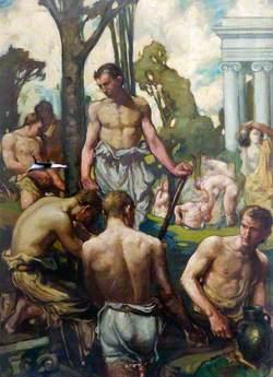 Greek Builders