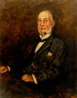 Sketch for 'Thomas Thompson Gofton (1825–1911)'
