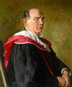 George G. T. Tregarthen, Professor of Dental Prosthetics and Mechanics (1951–1957)