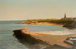 Cullercoats Bay, Tyne and Wear*