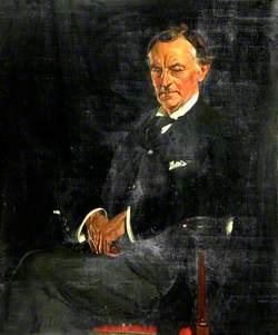 Viscount Grey of Fallodon (1862–1933), President, King's College (1918–1933)