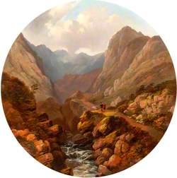 Mountain Landscape No. 1