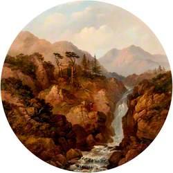 Mountain Landscape No. 2