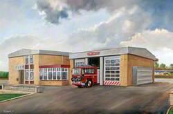 Grindon Fire Station