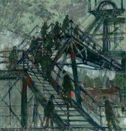 Pit Gantry Steps