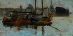 Dutch Boats, Twilight
