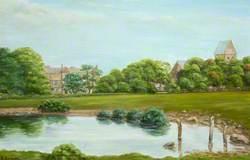 Village Pond at Marske, Tees Valley*