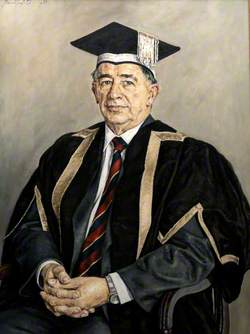 Dr Gareth Owen (1922–2002), Vice-Chancellor (1979–1989)