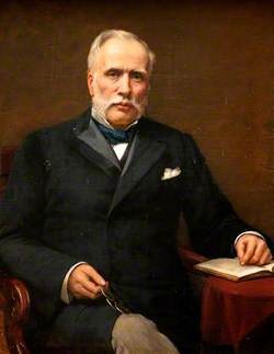 Stephen Evans, Esq. (1818–1905), JP