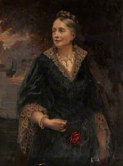 Lady Augusta Mostyn (1830–1912), President of Llandudno Hospital (1881–1911)