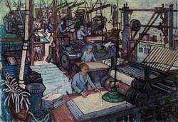 Final Run of the Brecon Printing Press