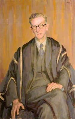 Sir David Emrys Evans (1891–1966), Principal (1927–1958)