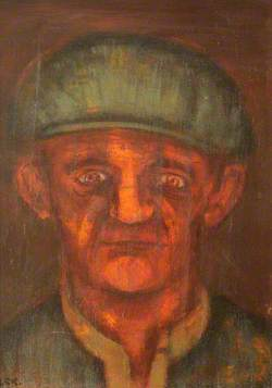 Portrait of an Anglesey Man
