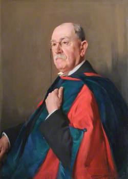 Portrait of an Academic