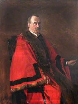 Sir John Roberts, Mayor of Caernarfon (1911)