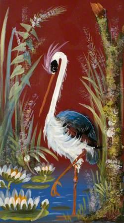 Heron or Stork