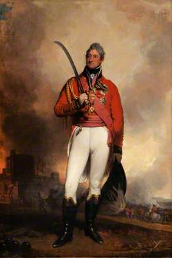Lieutenant General Sir Thomas Picton (1758–1815)