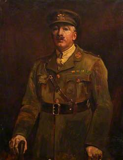 Colonel Delmé William Campbell Davies-Evans (1873–1953)