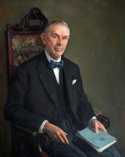 Sir Rhys Hopkins Morris (1888–1956), MBE, QC, MP, LID, MP for Cardiganshire