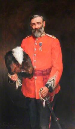 Major Charles Edward Dyson (1840–1918), Mayor of Flint (1903–1904 & 1910)