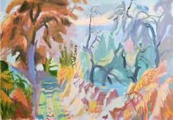 Autumn Lands No. 2