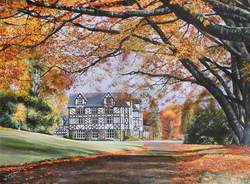 Autumn, Gregynog