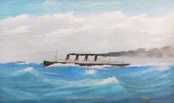 RMS 'Mauretiana'