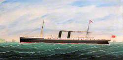 RMS 'Leinster'