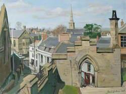 St Martin's Church, Haverfordwest