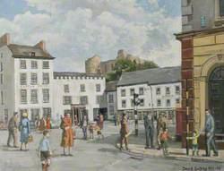 Haverfordwest Square