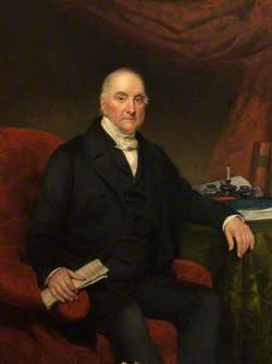 Richard Venables (1774–1858), DD