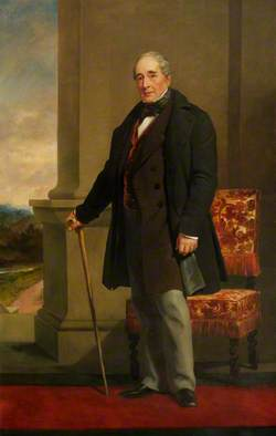 Right Honourable Sir Thomas Frankland Lewis (1780–1855)