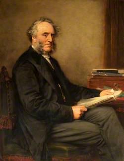 Richard Lister Venables (1809–1894), MA