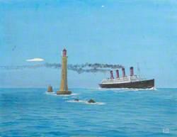 Passenger Liner 'Aquitania'